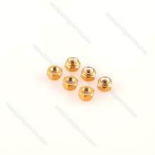Aluminum Lock Nuts nylon lock nut for RC Drone
