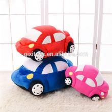 2017 Hot venda de pelúcia crianças brinquedos carro atacado com design personalizado