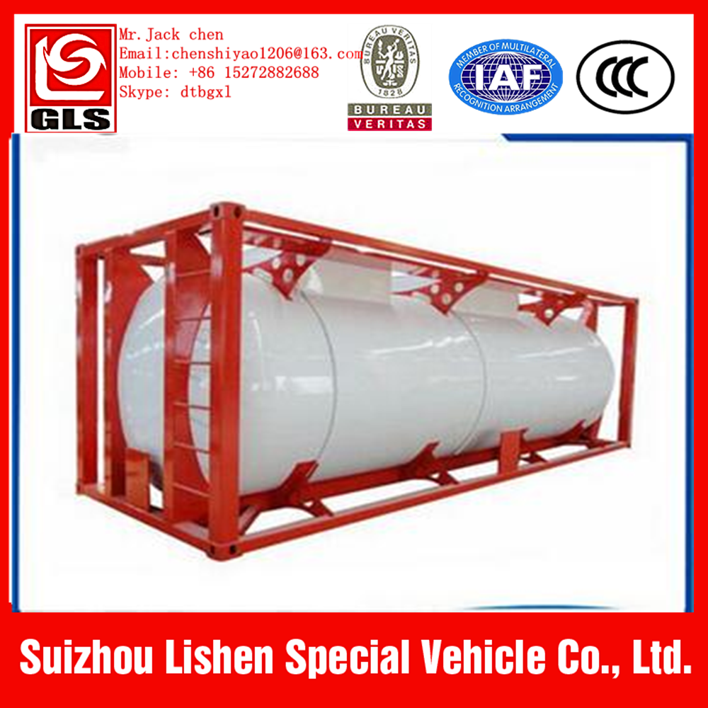Iso tank container 20ft-40ft