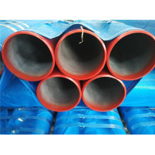 A53 Sch40 UL FM Bevel End Fire Fighting Steel Pipe