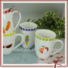Venta al por mayor caliente recomendar cerámica taza / taza