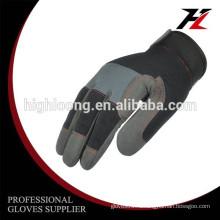 Перчатки промышленного промышленного назначения из микроволокна