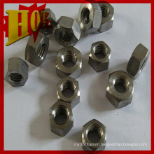 Gr 5 Titanium Alloy Lug Nuts in Stock