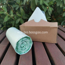 Decomposable  Bioplastic Promotional Plastic Bags
