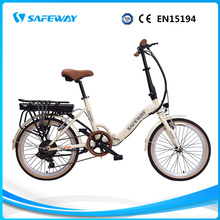 Rear motor electric bike foding bike
