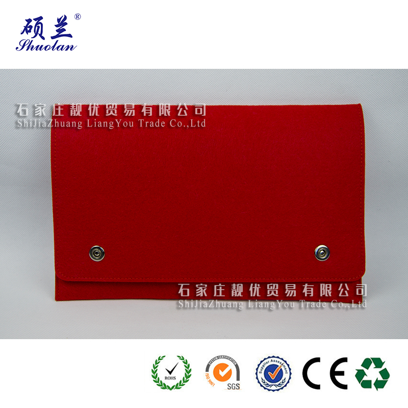 High Quality Felt Document Bag