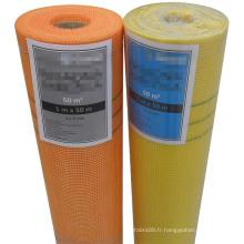 Système d'isolation thermique en paroi extérieure en fibre de verre Msh