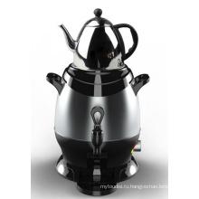 Сверху чайник 1Л+4л тело чайник Электрический Чайник самоваров