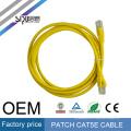 SIPU 1m CCA cable de aluminio revestido de cobre gris utp gato cat5e cable