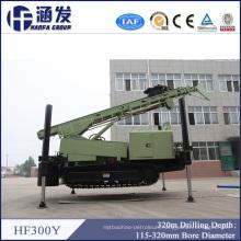 Hf300y Hydraulic Control Crawler Economic Water Well Drilling Rig