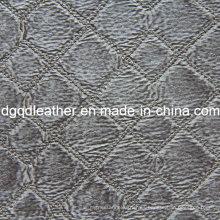 Moda acolchado decoración muebles cuero (QDL-51373)