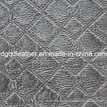 Moda Quilting Couro Mobiliário Decoração (QDL-51373)