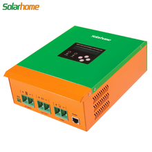 Bluesun mppt solar charge controller 12V 24v 36v 48v  40a mppt solar charge controller kit use solar system