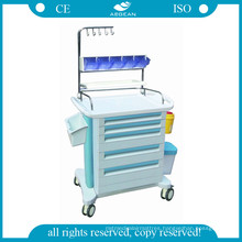 AG-Nt001b Hot Sale Good Nursing Trolley