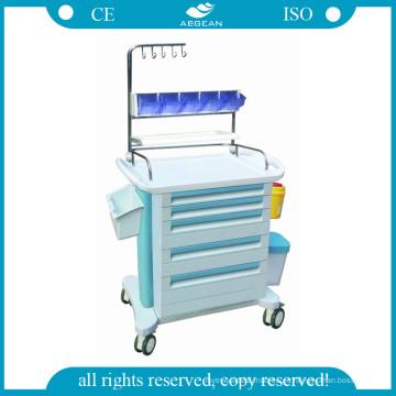 AG-Nt001b Hot Sale Good Nursing Trolley