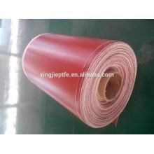 De alta resistência à prova de água material de silício revestido fibra de vidro pano