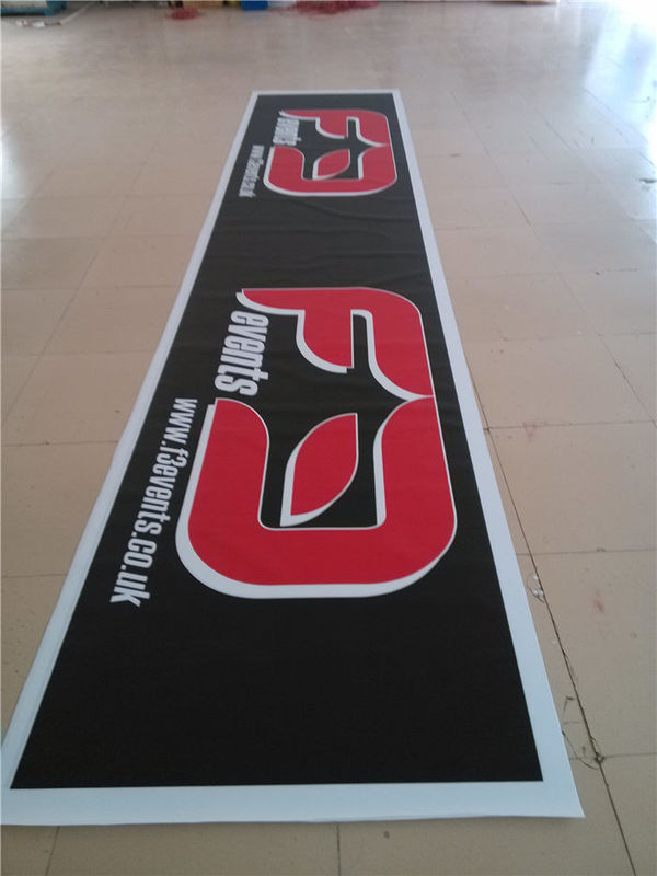 Mesh Printed PVC Banners With Metal Eyelets