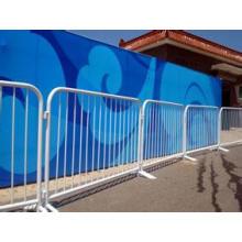 Sicherheitsgebäude geschweißte Stahldrahtgitter vorübergehende Zaunplatte