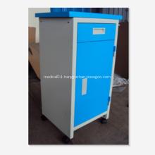 Epoxy Coating Detachable Hospital Bedside Locker/Cabinet