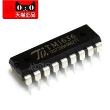 BZSM3-- DIP18 TM1636LED digital tube driver Electronic Component IC Chip TM1636