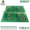 High Precision Multilayer PCB Via
