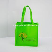 Fabricantes Sacos não tecidos, sacos personalizados, sacos personalizados, sacos de compras em branco, dinheiro expresso