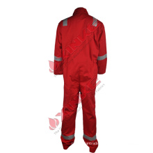 Aramid fire resistant coverall for safety workwear