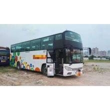 Ônibus de luxo CNG