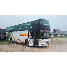 CNG luxury coach bus