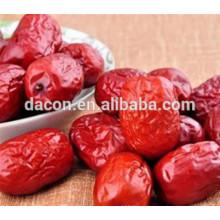 Data chinesa (Jujuba de frutose)