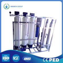 Sistema de agua potable industrial RO