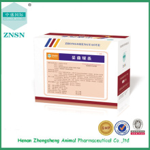 Toltrazuril soluble powder for Broad-spectrum coccidiosis and Cecum