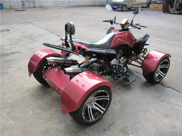 Road Legal Quad 300 CC