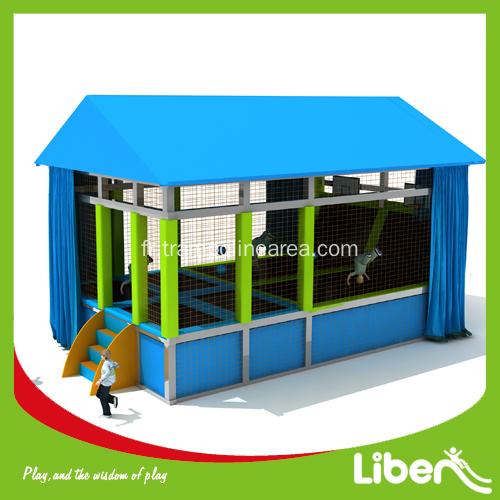 Housse de tente trampoline ext rieure pour enfants - Trampoline d exterieur ...