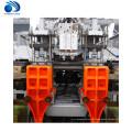 Máquina de molde quente do sopro do HDPE da venda / LDPE / máquina de molde plástica automática completa do sopro em Faygoplast