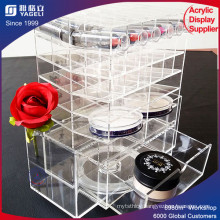 High Quality Transparent Acrylic Lipstick Display