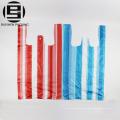HDPE пластиковые полосы T-рубашка сумки для упаковки