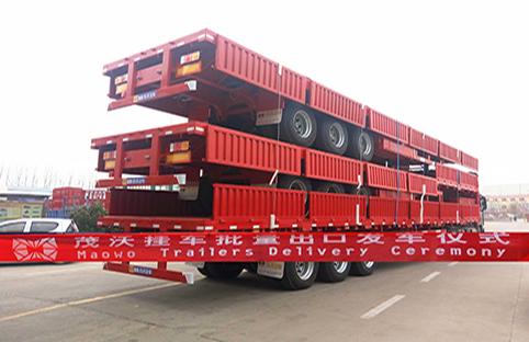 side guard cargo trailer