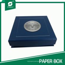 Alta calidad exquisita caja de embalaje caja de cartón de regalo