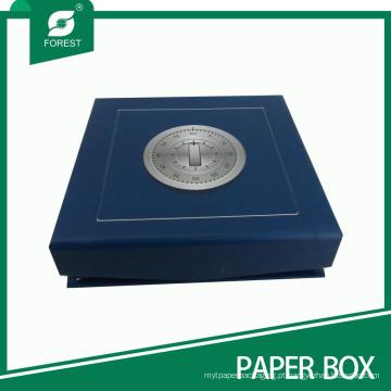 Cartão de presente de embalagem de relógio requintado de alta qualidade
