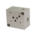 Auto machinery all thread available high quality hydraulic valve block