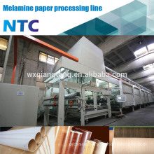 Paper impregnating line / Decor melamine paper process line