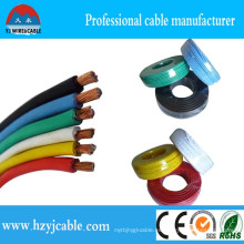 Cable Thw Cable PVC Cable eléctrico Thw Cable CCA Cable CCA Cable eléctrico Cable AWG Cableado eléctrico Nombres de cables eléctricos