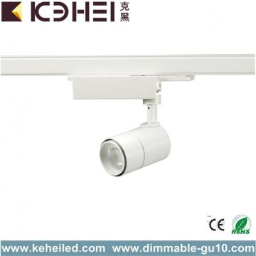 Changeable 12W LED Track Lights 4 Wire 0-10V