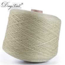 Fábrica de Mongolia Interior directamente garantía de calidad Brazo barato que hace punto Hilado de lana merino de la cachemira