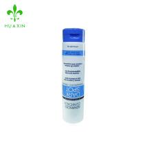 Envase vacío tubo liso envasado loción facial tubo cremoso tubo plástico cosmético