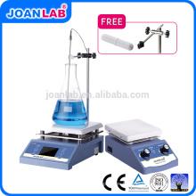 Agitateur magnétique numérique JOAN Lab avec réchauffeur pour mélange liquide