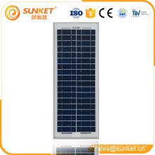 лучшие price10w поли фотоэлектрических модулей 10 Вт портативный открытый дом небольшой DC солнечная 10 Вт солнечной Kit с CE TUV в