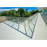 Fence glass fencing glass tempered safety glass