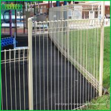 Fournisseur d'or offre une clôture en rouleau de haute qualité à vendre